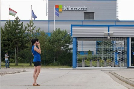 microsoft hungary (Andere)